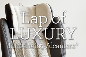 Lap of Luxury Promo