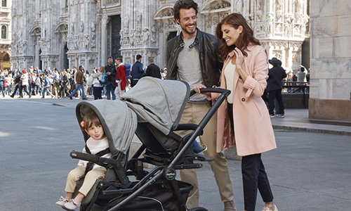 3 Reasons why you need the Team Stroller…